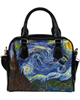 Angelinana Custom Women's Handbag TV Series Doctor Who 4 Fashion Shoulder Bag