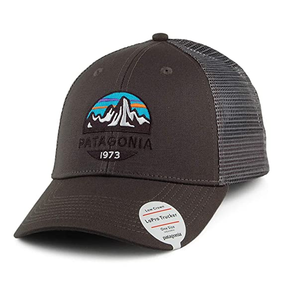 a521dad2e Patagonia Hats Fitz Roy Scope LoPro Trucker Cap - Grey