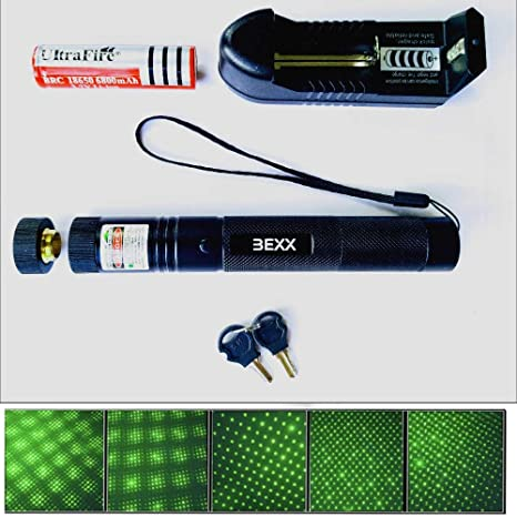 Bexx Green Laser Pointer High Power Tactical Hunting Rifle Scope