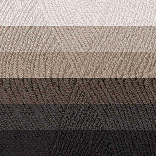 Katia Ombre Yarn Kit (05 - Neutrals) ()