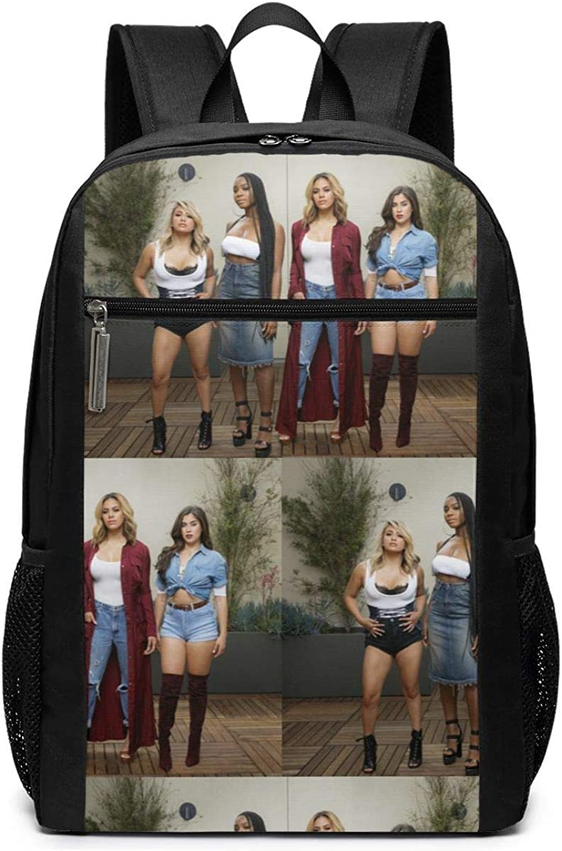 Fifth Harmony Stylish And Very Durable Attractive Backpack 61DrRRiwY-L