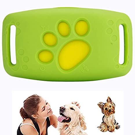 Cat Dog Pet Tracker pro, Mini GPS Dog Cat Tracker Locator
