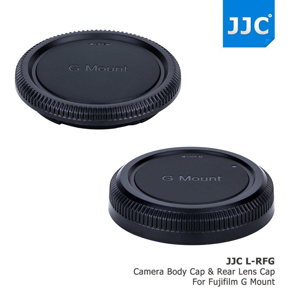 JJC 2PCS PET Film Anti-scratch Screen Protector for Fujifilm Camera GFX 50S Fuji GFX50S, includes Shoulder Screen / Sub-screen Protector JJC Photography Equipment Co. Ltd. LCP-GFX50S