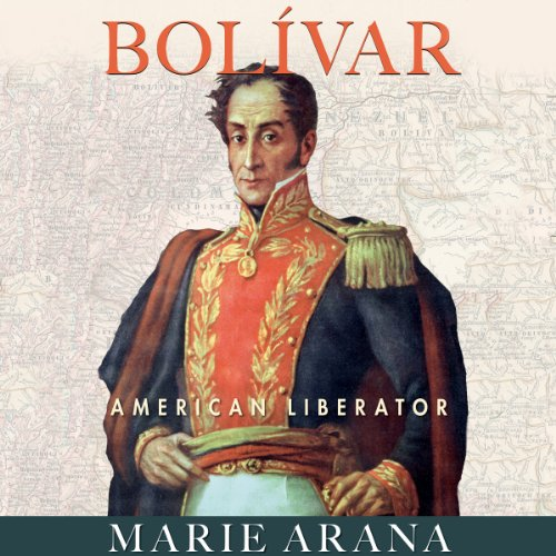 Bolivar: American Liberator cover