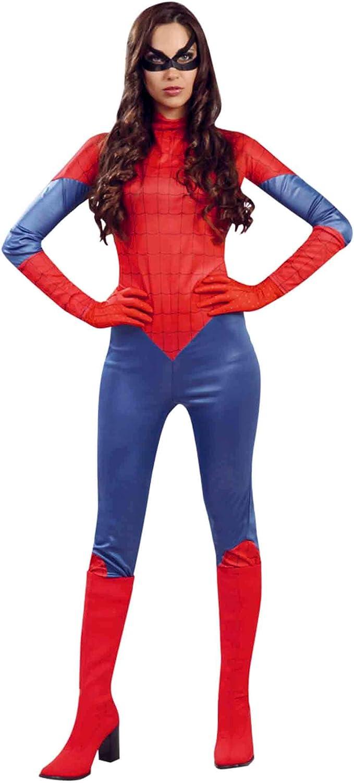 Guirca 84831 - Superheroina Adulta Talla L 42-44: Amazon.es ...