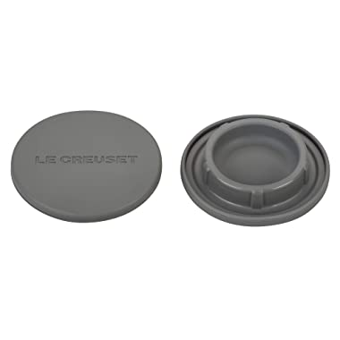 Le Creuset MG700-7F Set of 2 Mill Caps, One Size, Oyster