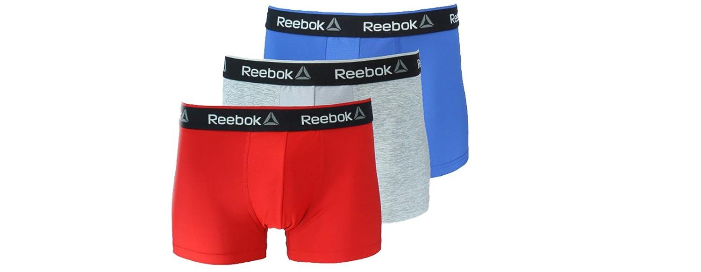 Reebok Coe Ropa Interior, Hombre, Negro/Azul Marino/Gris (Gre Ma), S: Amazon.es: Deportes y aire libre
