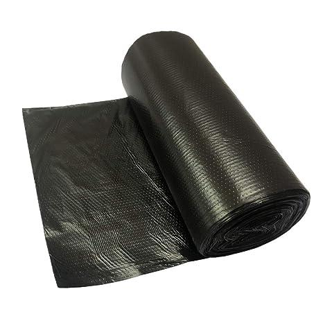 Amazon.com: 12 – 15 galones negro de cocina bolsa de basura ...