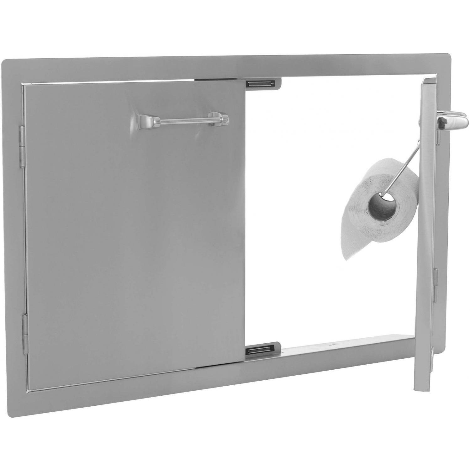 Amazon.com : Lion Premium Grills L3322 Double Door 33\