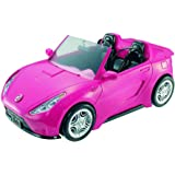 Barbie Glam Convertible Doll Vehicle