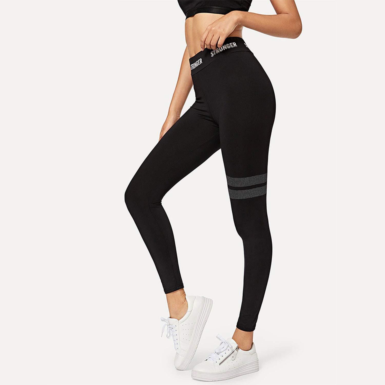 Amazon.com: V-A-O-L Summer High Waist Yoga Leggings Pants ...