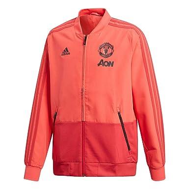 adidas Manchester United F.C. - Camiseta de Manga Corta para niños ...
