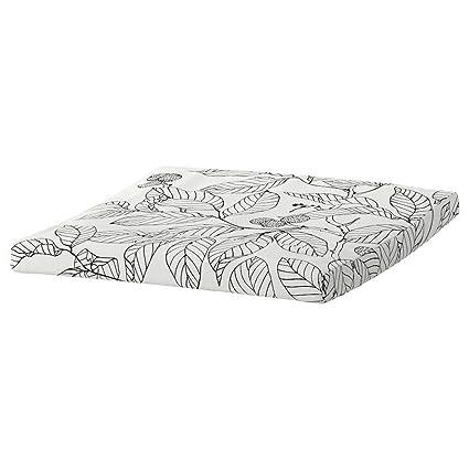 IKEA ASIA POANG - Cojín para reposapiés, Color Blanco y ...