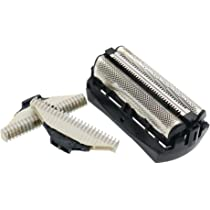 Cuchillas rotatorias para afeitadora para afeitadora Philips QC5550 QC5580: Amazon.es: Salud y cuidado personal