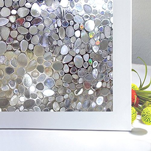 veoley-pebble-window-clings-decorative-no-glue-static-window-films-privacy-stain-glass-sticker-glass