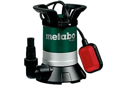 Metabo TP 8000 S - bomba sumergible para aguas limpias