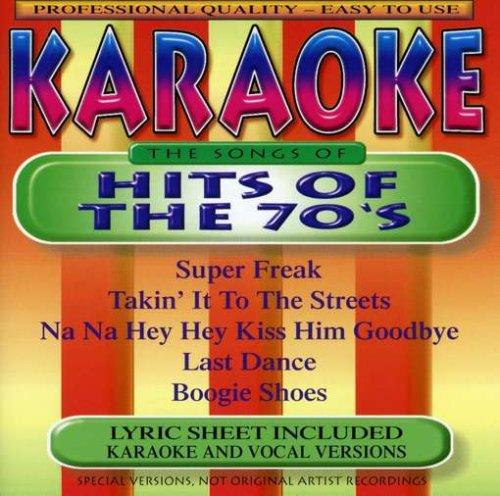 Karaoke: Hits of the 70's (70s Karaoke)