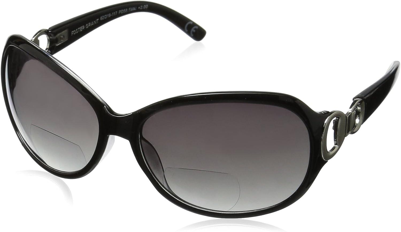 Foster Grant Women's Latte Oval Reading Glasses
