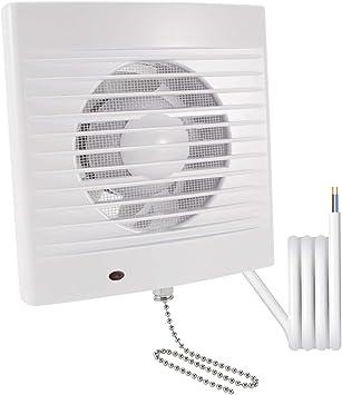 Hon&Guan - Extractor de aire para baño: Amazon.es: Bricolaje y ...