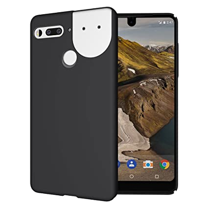 new product 3c2c3 dd5f5 Essential Phone PH-1 Case, TUDIA Low Profile Design [LULA 2.0] [Improved  Version] Polycarbonate Snap On Back Protective Cover for Essential Phone  PH-1 ...