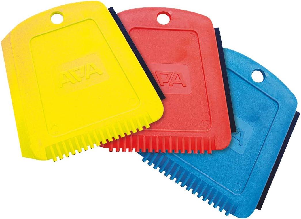 APA 37160 Rascador de Hielo Trapezoidal Colores Surtidos
