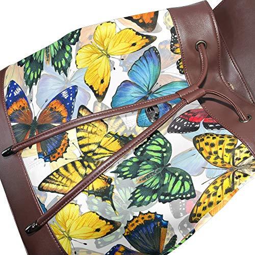 Taille main DragonSwordlinsu porté au pour Sac multicolore à femme dos unique xPxzw