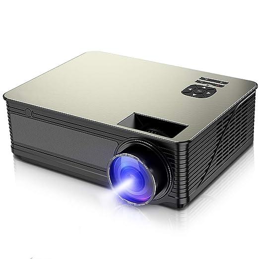 QLPP Negocio de proyectores, Nativo 720P de 3800 lúmenes del ...