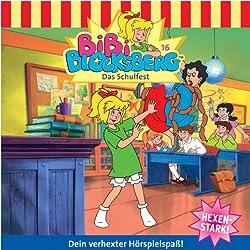 Das Schulfest (Bibi Blocksberg 16)