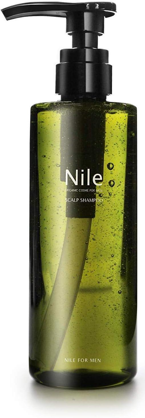 Nile 濃密泡スカルプシャンプー 280ml ¥2,680