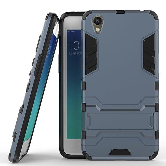 check out 2f93f a26b6 Amazon.com: Oppo F1 Case, Oppo A35 Hybrid Case, Dual Layer ...