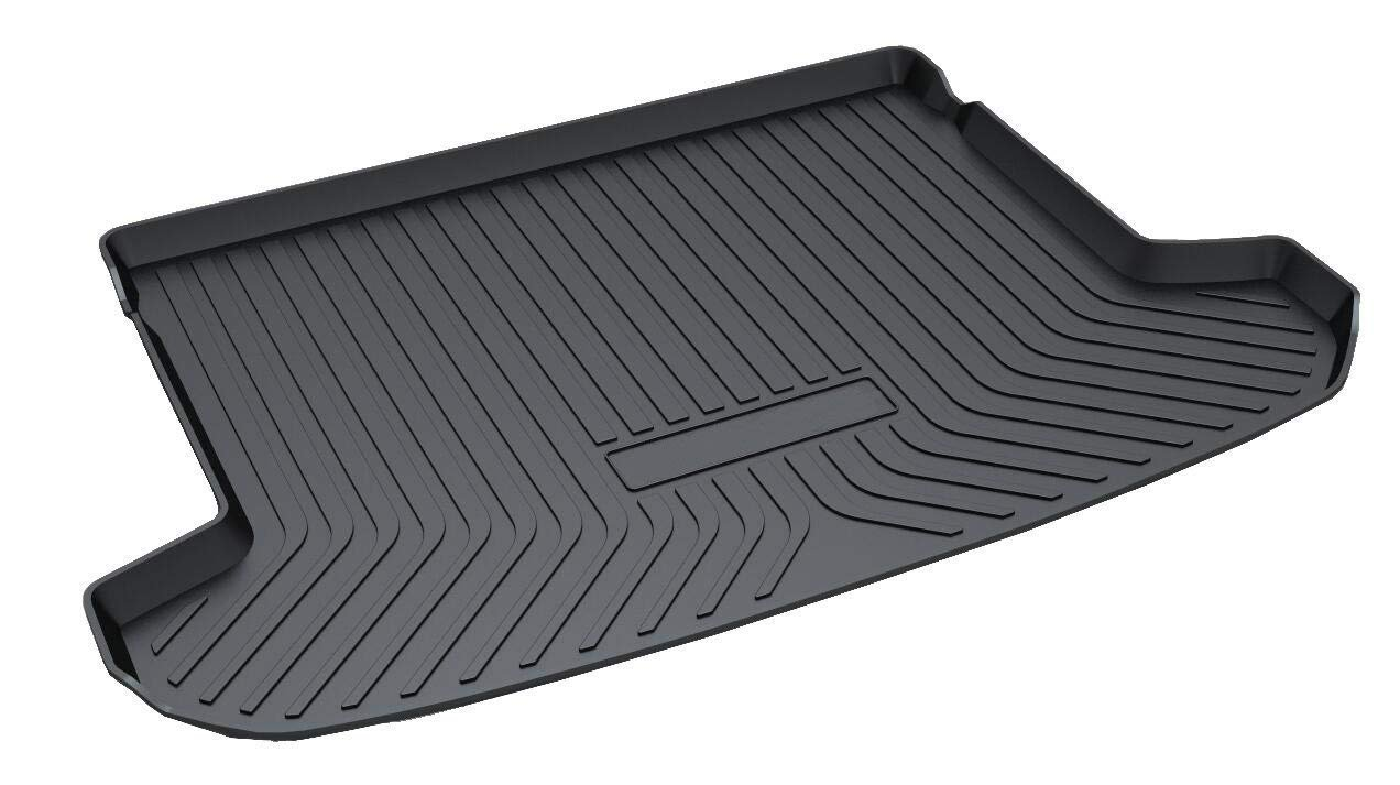 Vesul Rubber Rear Trunk Cargo Liner Trunk Tray Floor Mat Cover Fits on Kia Sportage 2017 2018 2019