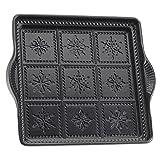 nordic ware shortbread - Nordic Ware International Specialties Heavy Cast Aluminum Snowflake Shortbread Pan