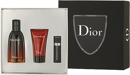 Dior Fahrenheit Lote Agua de Colonia Vaporizador, Gel de Ducha y Agua de Colonia Vaporizador - 153 ml: Amazon.es: Belleza