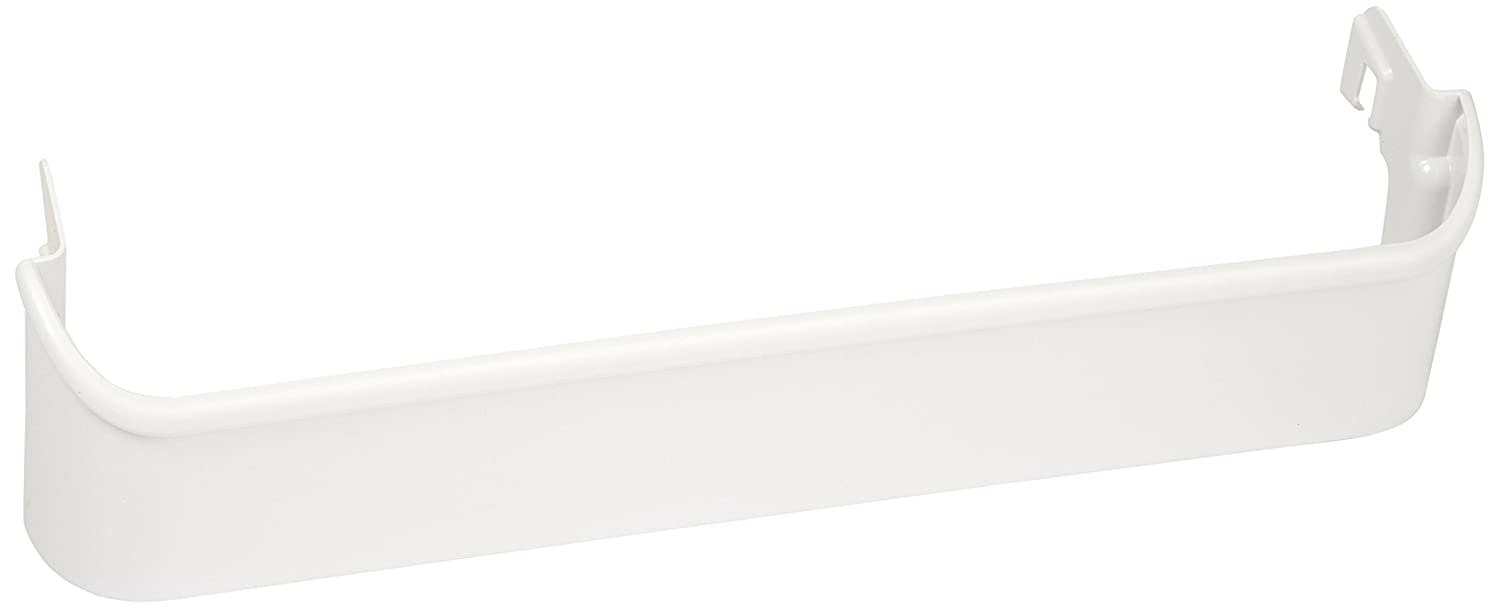 Frigidaire 240338101 Refrigerator Door Bottom Shelf Bin, White