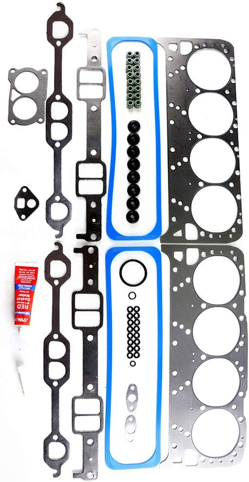 ECCPP Engine Replacement Head Gasket Sets Compatible with 1994 1995 1996 for Chevrolet Caprice 4-Door 5.7L Classic Wagon