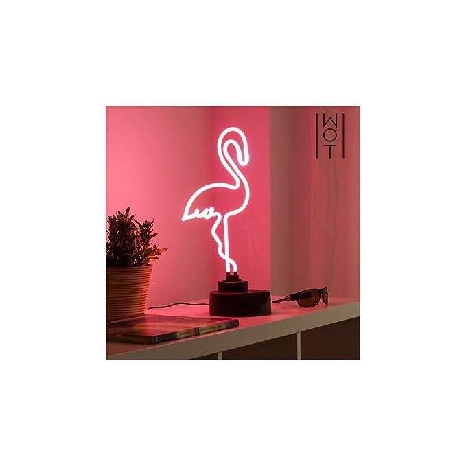 Trend Wagon Lampe Néon Flamant Rose Flamenco 6 Watts 1JTKulFc3