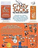 CraZy TACKz RE-SALE Pkg 168tacks