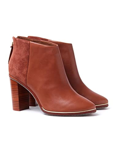 ef624c6ff9555b Ted Baker Women s Azalia Boots - Tan Leather Suede