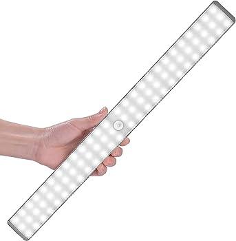 LightBiz 240LM L-01 Rechargeable 78-LED Motion Sensor Wireless Light