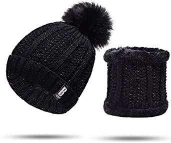 Spikerking Men/'s Soft Lined Thick Knit Skull Cap Warm Winter Slouchy Beanies Hat