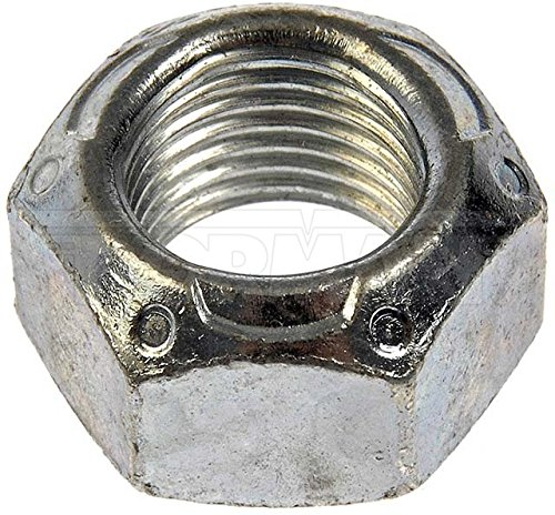 - Dorman - Autograde 247-014 Torque Lock Nut-Grade 8- Thread Size 1/2-20 In. Height 7/16 In.