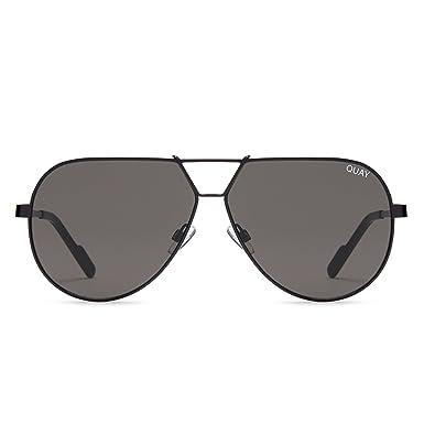 1d353a2896 Quay Australia SUPERNOVA Women s Sunglasses Aviator Sunnies - Black Smoke