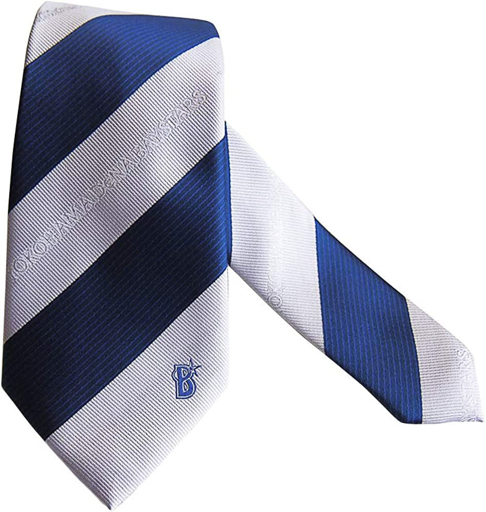 Japan Professional Baseball Seleague Club collaboration tie Club mascot Yokohama DeNA BayStars mascot necktie tie
