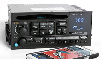 1 Factory Radio AM FM CD Player Radio w Bluetooth Upgrade Compatible on
