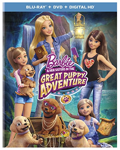 The Kelly And Michael Halloween Show (Barbie & Her Sisters in The Great Puppy Adventure)
