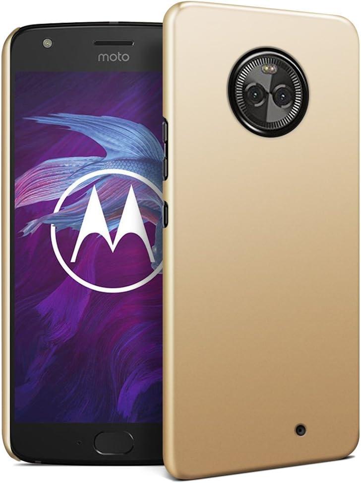 RIFFUE® Funda Moto X4, Carcasa Ultra Delgada Slim Duro Matte para Anti-Golpes/Anti-Arañazos/Resistente a rasguños y Huellas Dactilares, Back Case para Motorola Moto X4 2017: Amazon.es: Electrónica