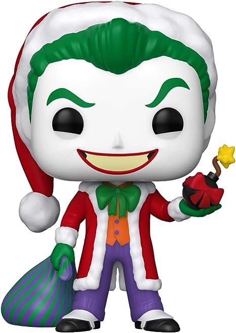 Funko Pop! DC Heroes: DC Holiday - The Joker as Santa Vinyl Figure