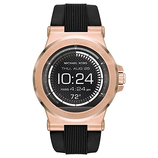 6043bf285776 Michael Kors Men s Smartwatch MKT5010  Amazon.co.uk  Watches