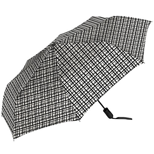 Shedrain Ultimate Umbrella Black & White