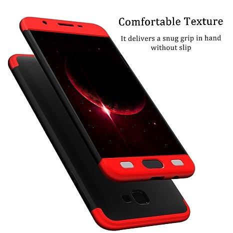 promo code ce1b5 e291e Roxel® Samsung J7 Prime GKK Back Cover 6 Sides: Amazon.in: Electronics